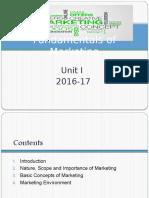 1 Final Unit I - Fundamentals of Marketing 16 nov.pptx