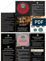 Case Study Starbucks