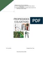 Propiedades Coligativas [Química]