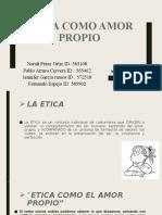 Act -6 (ETICA COMO AMOR PROPIO)