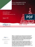 Christmas Tree LCA - Ellipsos