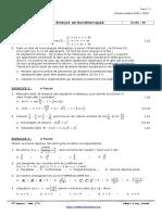 3ème sequence Maths 1èr D Mini-Session  COLLEGE F. X. VOGT