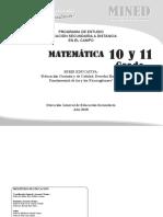 SAC Programa de Matemática de 10mo y 11mo.pdf