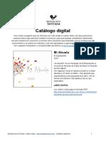 Catálogo digital Ediciones de la terraza 2020
