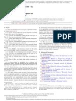 ASTM 150 - Especificação de cimento