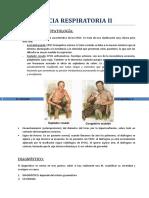 RESP-C E3 Insuficiencia Respiratoria II