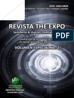 REVISTA EXPO EDICION No. 4. VOL. 2 ESPECIAL- 2018