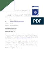 Transición Pleistoceno Holoceno en Portugal