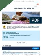 Santorini_ 4-Hour Small Group Wine Tasting Tour - Santorini, Greece _ GetYourGuide.pdf