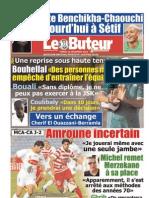 LE BUTEUR PDF du 21/12/2010