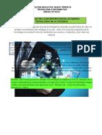 DESVENTAJAS DE LA INCORPORACION DE LAS NUEVAS TECNOLOGIAS EN LA SOCIEDAD.docx