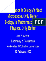 MathBioNSFNIH-Feb2003-Joel-Cohen