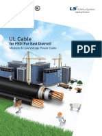 Low and Medium voltage cables_FED