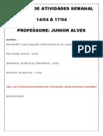 CADERNO DE ATIVIDADES SEMANAL - 4º ANO A II PROFESSOR JUNIOR ALVES - Copia (4).pdf