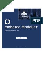 Mobatec-Modeller-Intorduction-Course-Tutorial-III