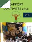 Rapport 2010