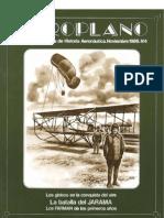 Revista Aeroplano número 04 del año 1986