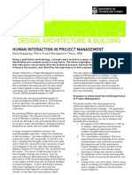 Human Interaction in Project Management_mano-Nugapitaya
