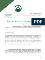 2018_AFA_Conference_Etat-des-lieux-de-l-arbitrage-en-Afrique-Marie-Andree-Ngwe