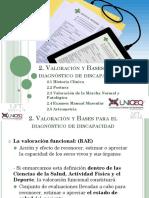2.0-Valoración y Bases para el Diagnóstico de Discapacidad.pptx