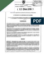 DECRETO 2452 DEL 17 DE DICIEMBRE DE 2015