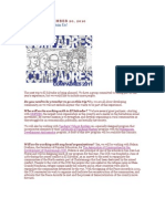 Compadres - FAQs 2011