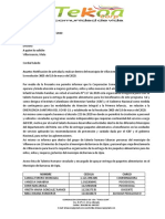 OFICIOS PERMISO PARA TRANSITAR