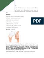 Procedimientos faciales