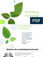 marketing horizontal