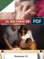 BFP Oliver Coronado - EL MISTERIO REVELADO