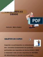 A Curso OHSAS 18000