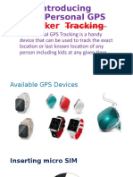 Personal GPS tracker.pptx