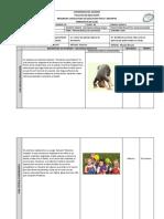 plan clase # 3 - 5°A