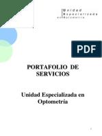 Porta Folio de Servicios Ueo