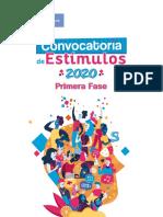 beca desarrollo serie infantil - ministerio de cultura, comunicaciones.pdf
