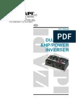 ZAPI DualAC-2 Manual