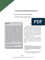 HAITÍ. EL PRIMER GRITO DE LIBERTAD AMERICANO - MARÍA JOSÉ BECERRA