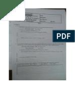 sujet TP chimie S2 1er année sujte 1 et 2 avec corrigé.