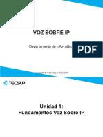 U01 - Fundamentos voz sobre IP version2