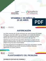PRESENTACION FARMACIA VITAMINA C