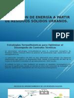 PRESENTACION MANEJO DE RESIDUOS SOLIDOS