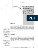 AULA 1 - A evolução histórica do currículo..pdf