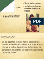 LA MANSEDUMBRE PARA PREDICA.pdf