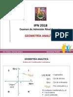 clase 2 Geometria Analitica