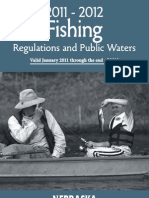 2011-12 Fishing Regulations and Public Waters