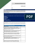 Autoevaluacion del Sistema de Control Interno de un Proceso de Mercadeo y Publicidad