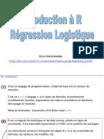 Introduction Reg Logistique Avec r