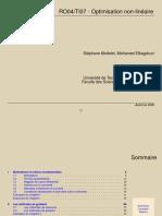 programmation non lineaire.pdf