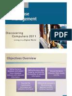 Chapter Database