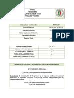 Planeamiento 2020 Venado Filosofia I -VENADO-2020
